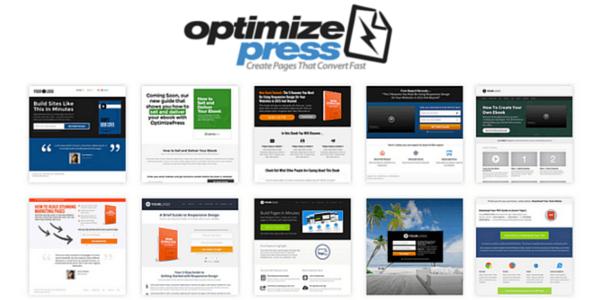 Optimize Press 2.0 wordpress landing page plugin