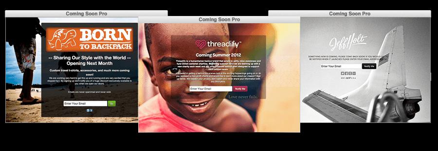 coming soon wordpress landing page plugin