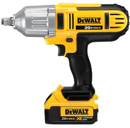 Dewalt DCF889HM2 Cordless Impact Wrench Review