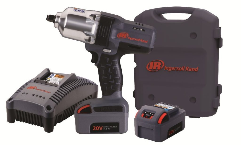 Ingersoll Rand W7150-K2 Cordless Impact Wrench Review