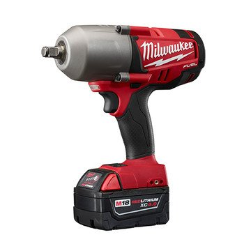 Milwaukee M18 Fuel 2763.22 Cordless Impact Wrench Review