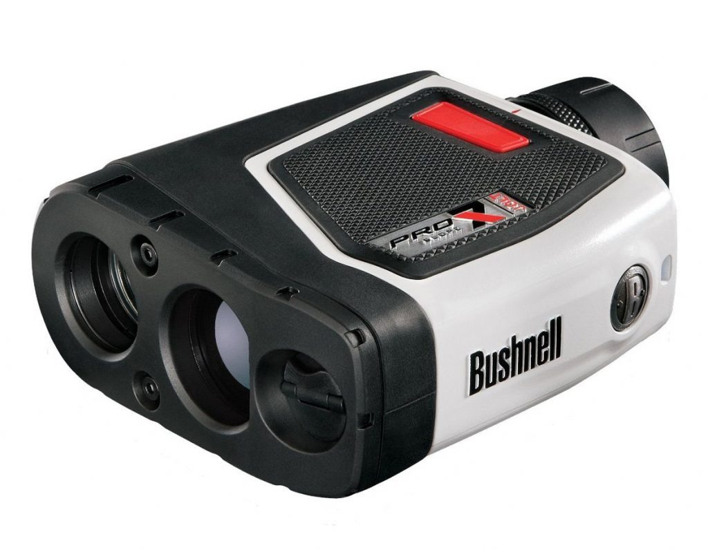 Bushnell Pro X7 Slope Golf Rangefinder - Best Golf Distance Finder with Slope