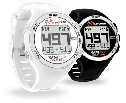 Expresso WR67 Golf GPS Watch