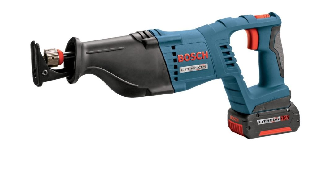 Bosch CRS180K Reciprocating Saw Review