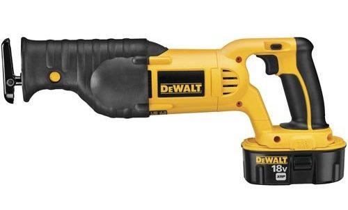 Dewalt DC385K2 Reciprocating Saw Review