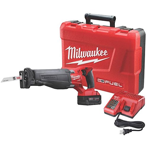 Milwaukee 2720-21 M18 Fuel Reciprocating Saw Review