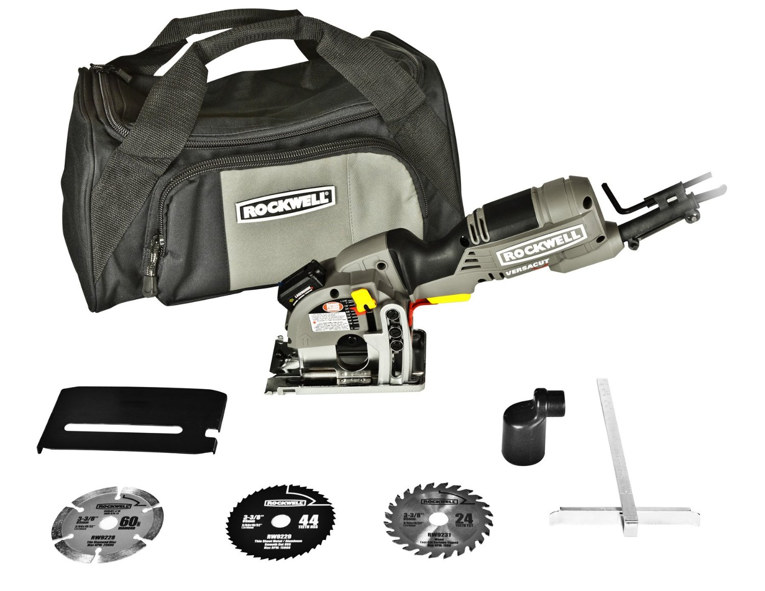 Rockwell RK3440K Circular Saw Review1