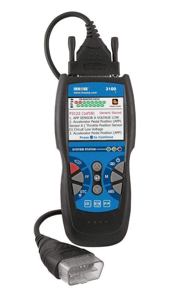 Innova 3100 OBD2 Scanner Review