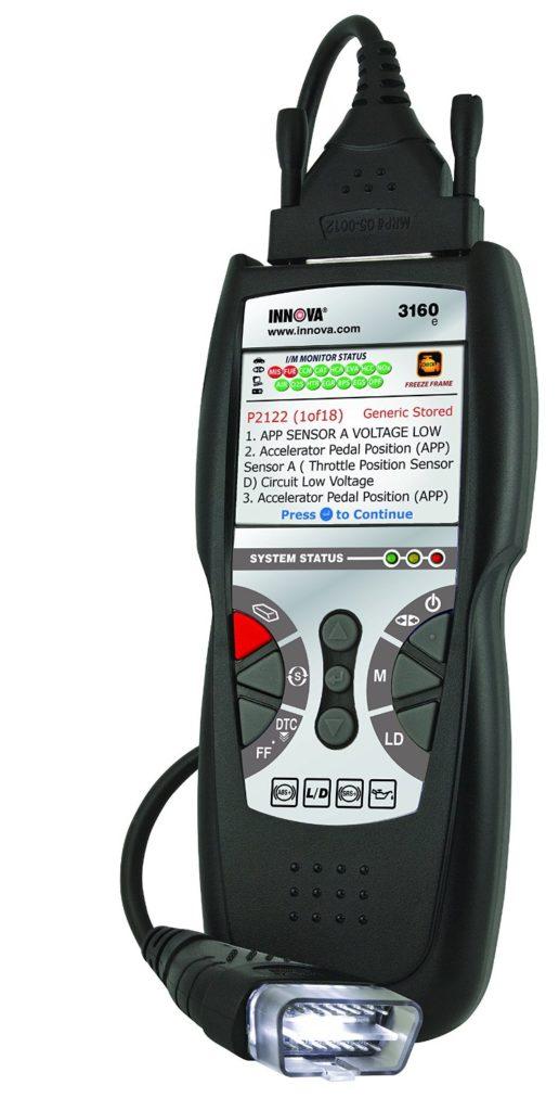 Innova 3160e OBD2 Vehicles scanner