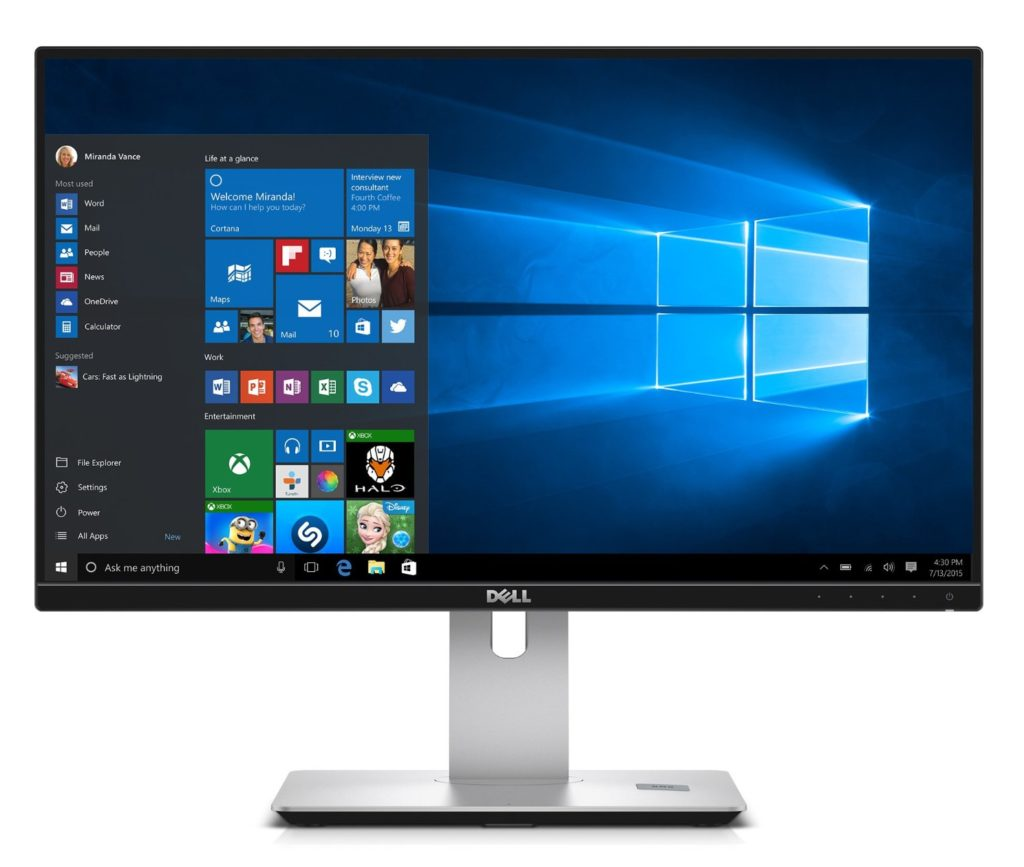 Dell Ultrasharp U2417HJ LCD Monitor Review