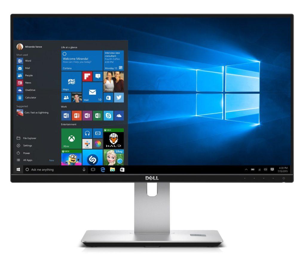 Dell Ultrasharp U2417HJ LCD Monitor Review