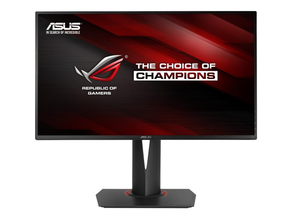 ASUS ROG SWIFT PG278Q – Best 144Hz Gaming Monitor
