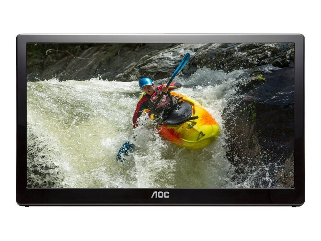 AOC E1659FWUX Portable Monitor Review – Best Bang for your Buck
