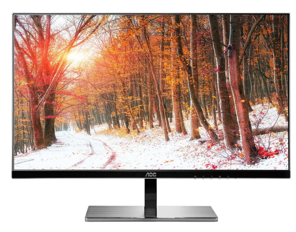 AOC i2777FQ LED Monitor - Best 27 Inch IPS Screen